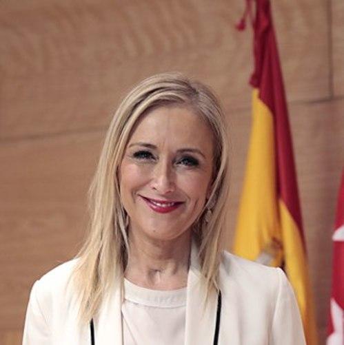 Cristina_Cifuentes, Wikipedia