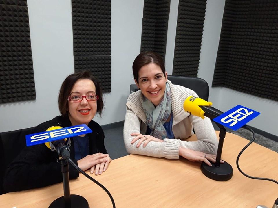 Entrevista Laura Novelle Cadena Ser